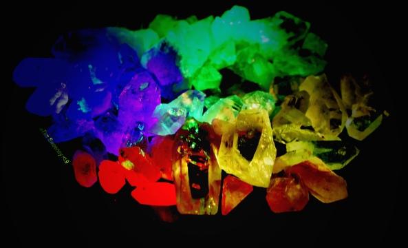 Glowing Stones